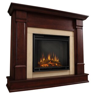 Electric Fireplace With Mantle Wayfair