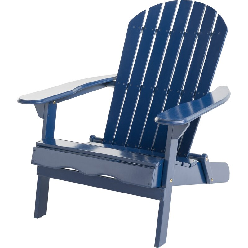 Incredible Ridgeline Solid Wood Folding Adirondack Chair Caraccident5 Cool Chair Designs And Ideas Caraccident5Info
