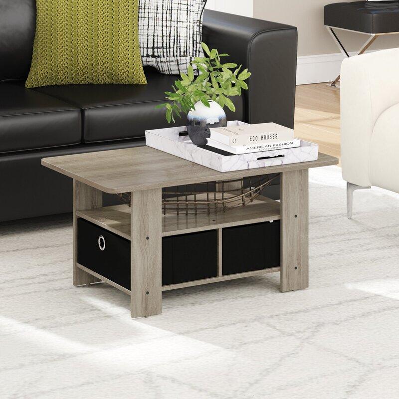 Kenton Coffee Table With Storage