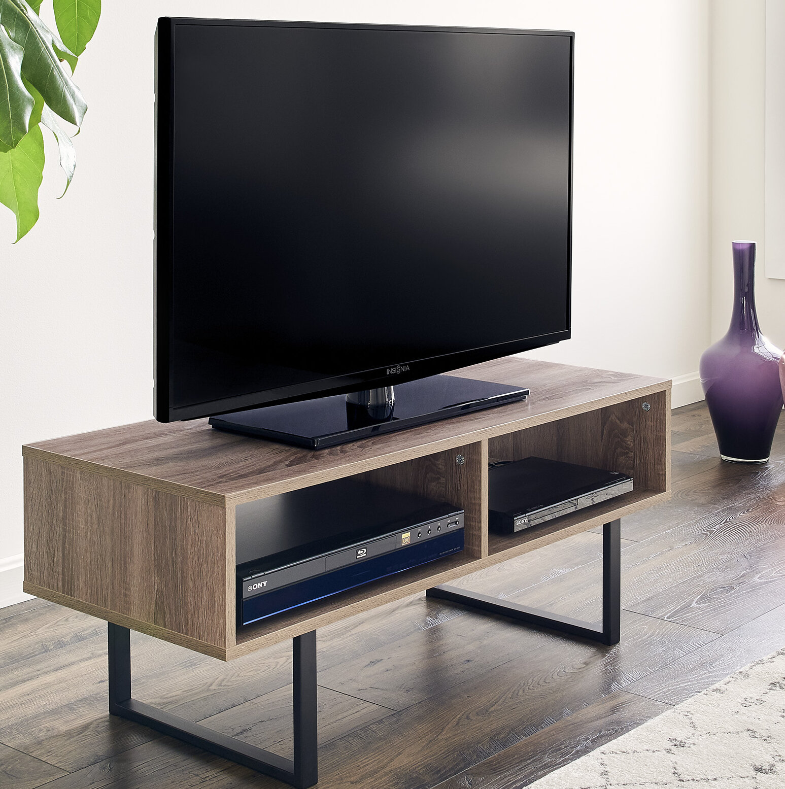 "Mercury Row Almanzar TV Stand for TVs up to 39"" & Reviews"