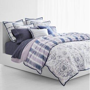 Luna 3 Piece Reversible Comforter Set. By Lauren Ralph Lauren