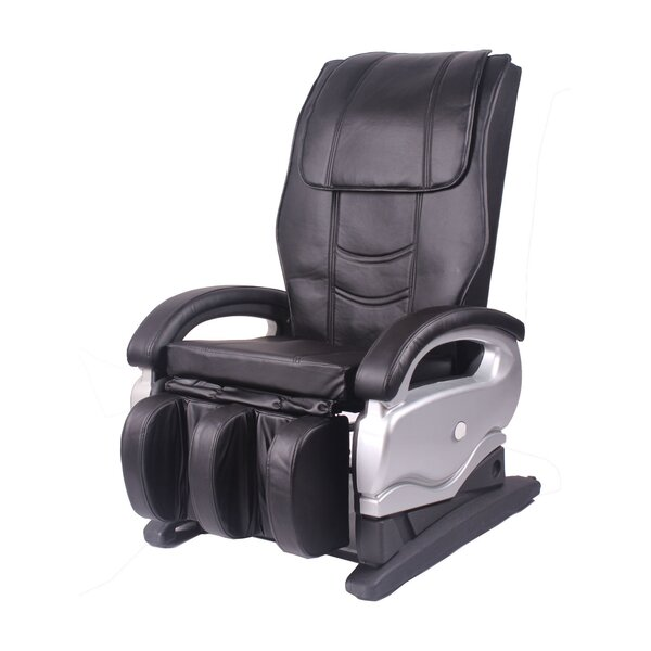 Reclining Massage Chair newacme llc mcombo leather electric reclining massage chair