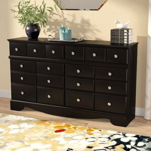 Cannonball Way 6 Drawer Dresser by Red Barrel Studio