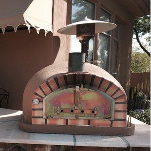 wood fire oven wayfair
