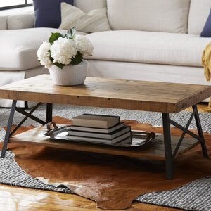 wooden living room tables. Laguna Coffee Table Wood Top Tables You ll Love  Wayfair