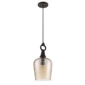 Tahir 1-Light Mini Pendant