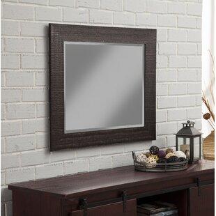 rustic wood mirror living room quickview rustic barn wood mirror wayfair
