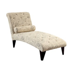 Teterboro Chaise Lounge by Red..