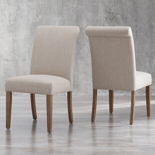 Tenorio Upholstered Dining Chair (Set of 2)