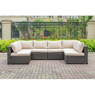 Outdoor Sectional With Firepit | Wayfair