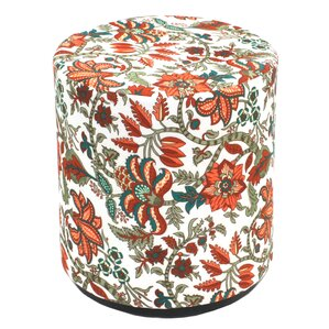 Veronica Pouf Ottoman by Divine Designs
