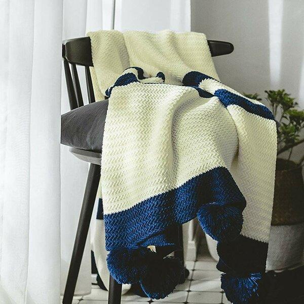 Gracie Oaks Champlain Lightweight Cotton Throw Wayfair Unique Lightweight Cotton Throw Blanket