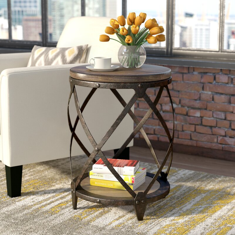 Trent Austin Design Beckfield End Table Amp Reviews Wayfair
