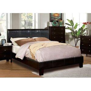 Upholstered Platform Bed by A&J Homes Studio