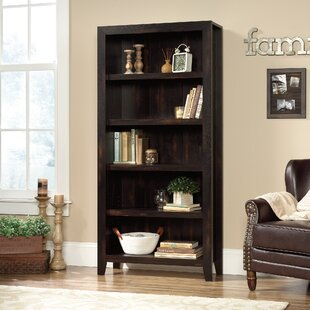 Ericka 5 Shelf Standard Bookcase
