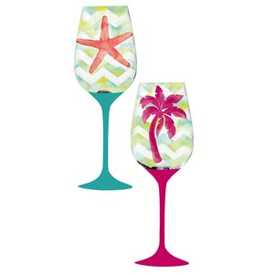 Kaivalya 2 Piece Wine Glass Set