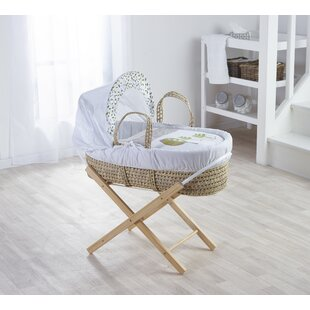Baby Very Sturdy Well Made Non-Ironing Kind-Hearted East Coast Moses Basket Wooden Stand