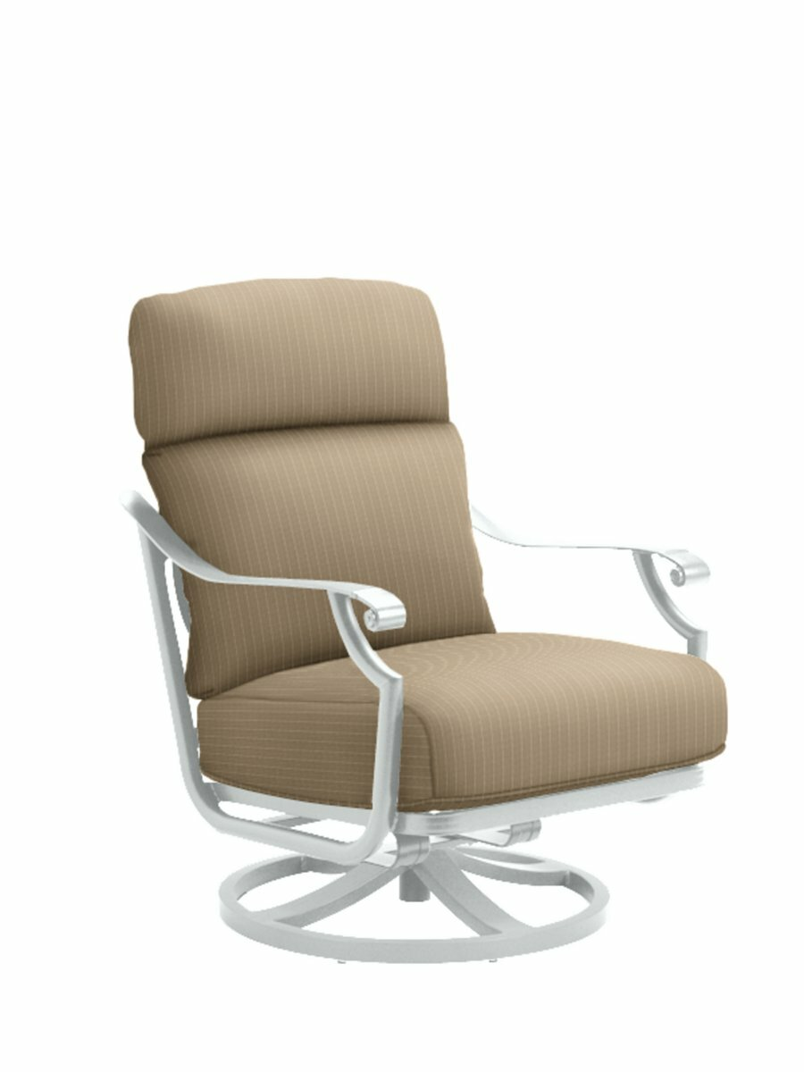 Tropitone Patio Chairs: Tropitone Montreux Patio Chair With Cushion