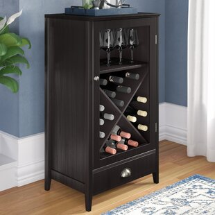Bangor 24 Bottle Floor Wine Cabinet