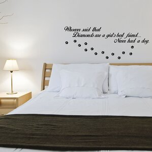Wall decals you 39 ll love wayfair for Wayfair home decor canada