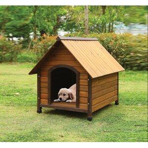 Woody Dog House