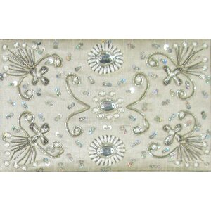 Center Crystal/Pearl Jewelry Box