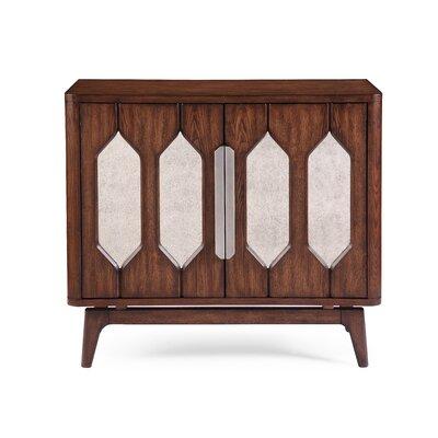 Brayden Studio Meghans 2 Door Hall Cabinet
