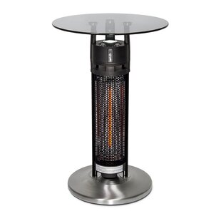 PureHeat Table 1500 Watt Electric Patio Heater