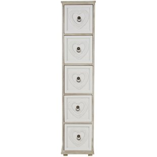 Remagne 5 Drawer Accent Chest