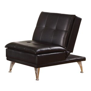Frasier Adjustable Futon Chair by ACME Furni..
