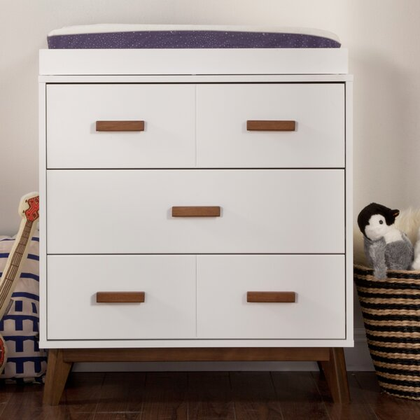 Scoot 3 Drawer Dresser Amp Reviews Allmodern