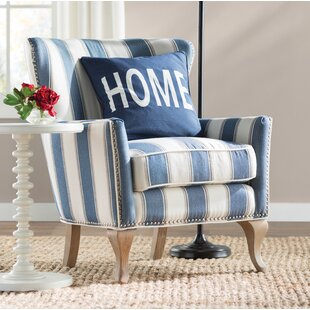 Herringbone Armchair