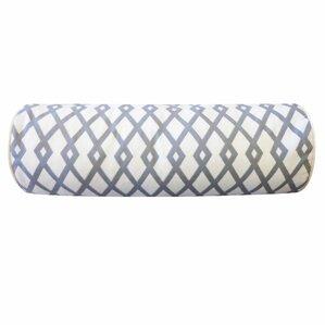 moderna cotton bolster pillow