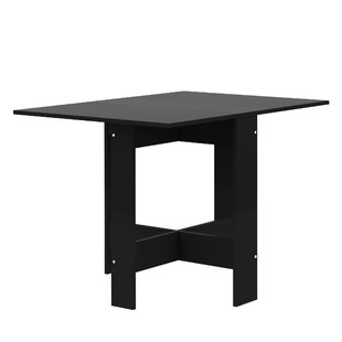 Small black dining table Shaped Quickview Black Runamuckfestivalcom Small Black Dining Table Wayfaircouk