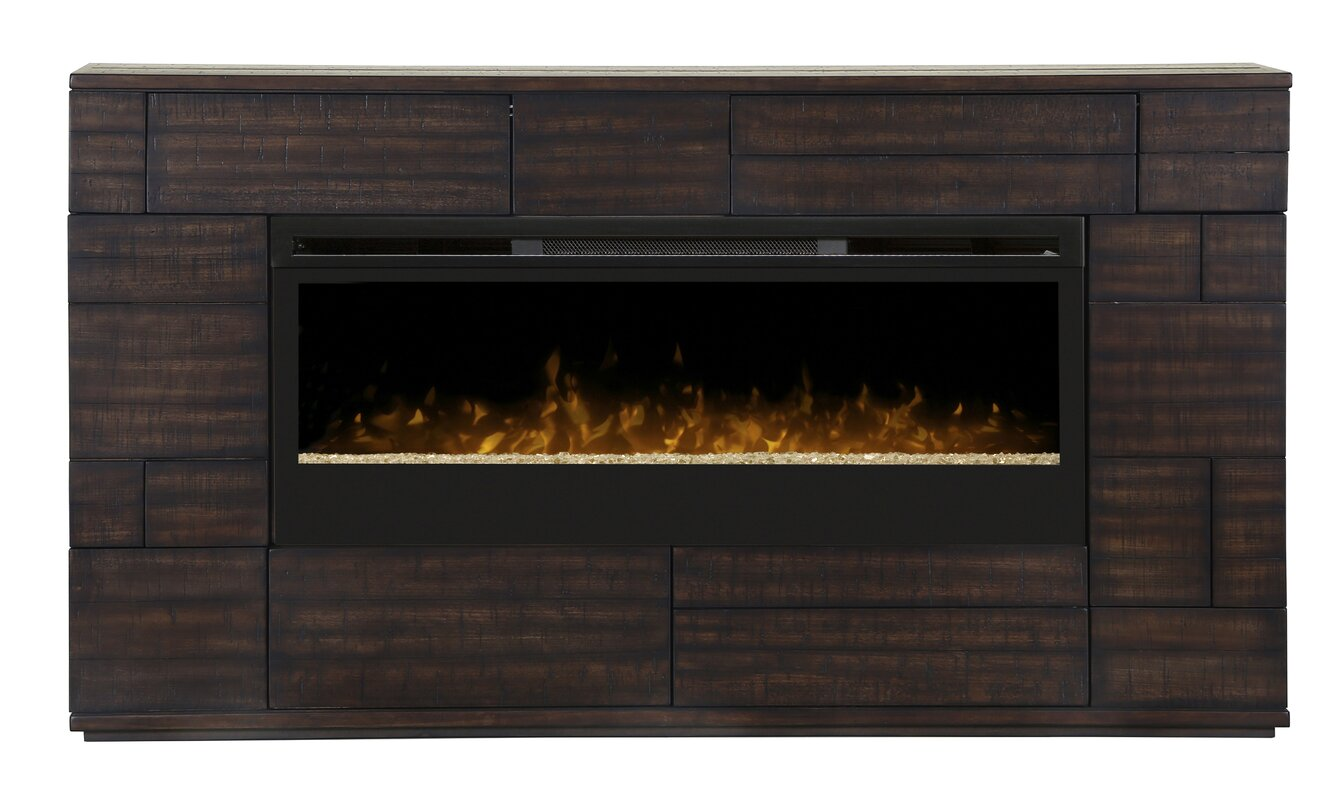dimplex markus media console wall mount electric fireplace