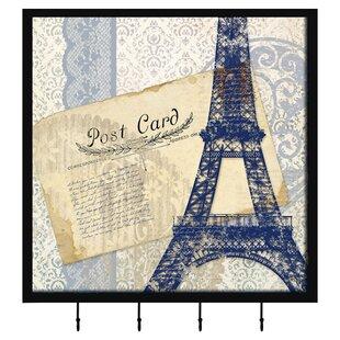 Paris Postcard I Wall Décor
