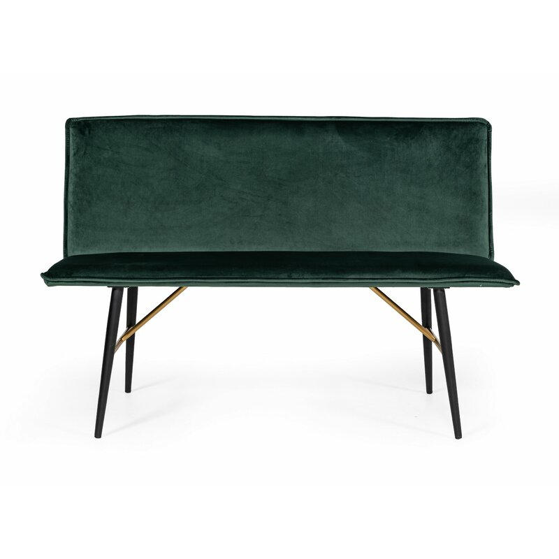 Wrought Studio Serena Modern Dining Bench