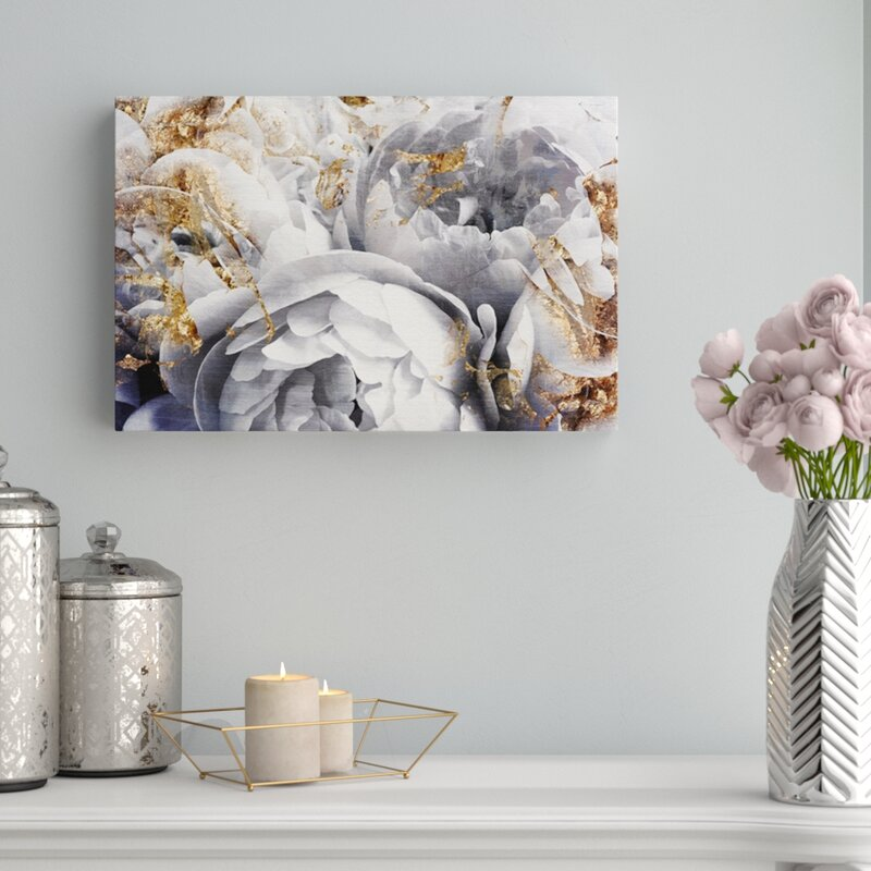 Willa Arlo Interiors 'Her Peony Garden Floral And