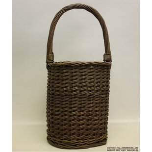 Fresh Narrow Tall Basket | Wayfair RF79