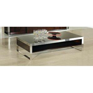 Camron Modern Rectangle Steel Base Coffee Table by Orren Ellis