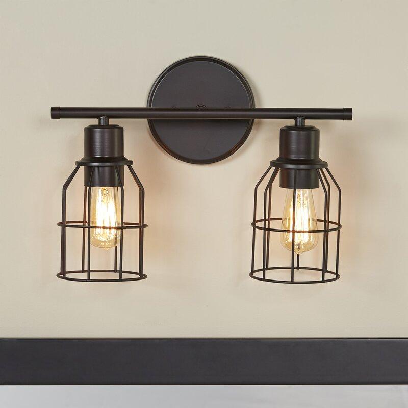 Trent Austin Design Cessal 2 Light Vanity Light Amp Reviews