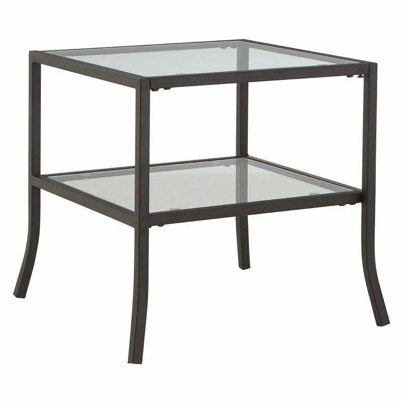 laurel foundry beistelltisch jackson mit stauraum. Black Bedroom Furniture Sets. Home Design Ideas