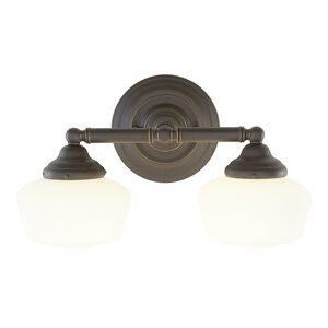 Sainz 2-Light Vanity Light