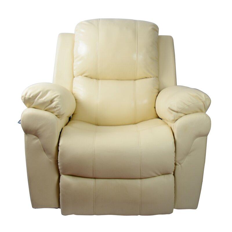 newacme llc mcombo vibrating swivel reclining massage chair with