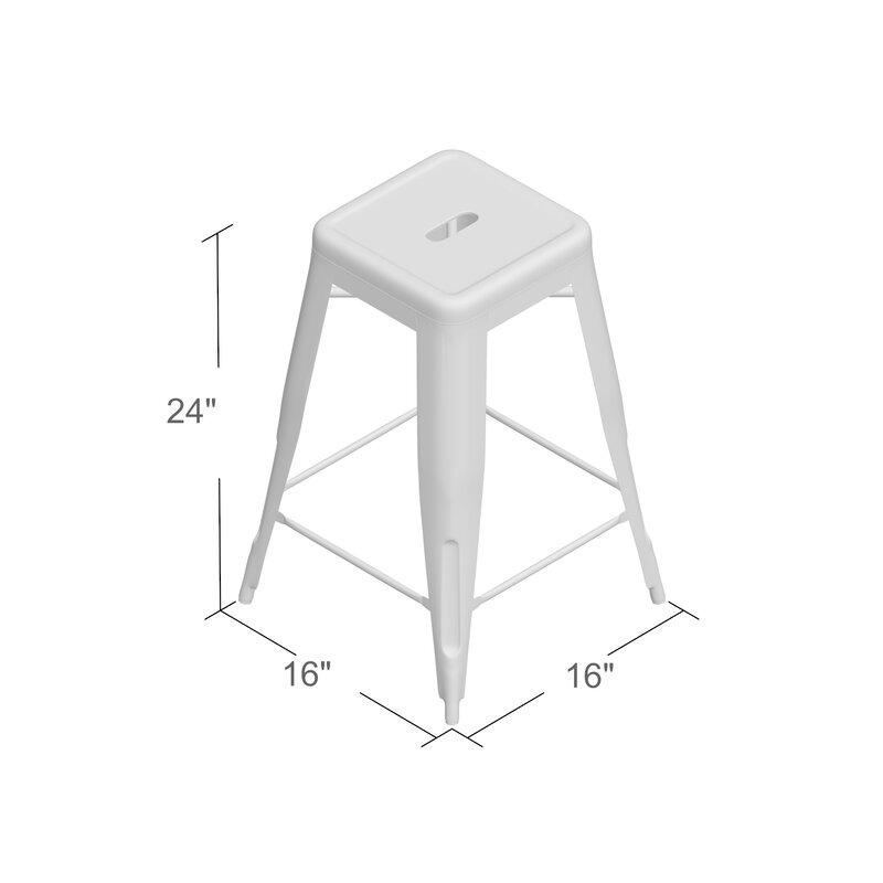 Trent Austin Design Lompoc 24 Quot Bar Stool Amp Reviews