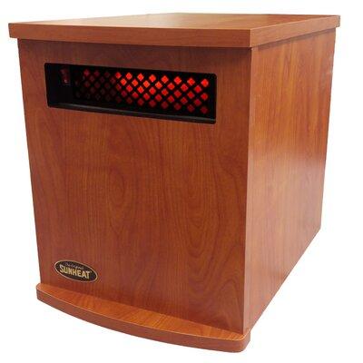 1,500 Watt Electric Infrared Cabinet Heater
