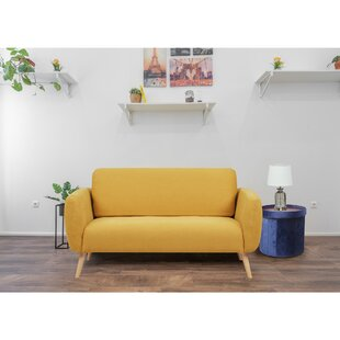 Pale Yellow Sofa | Wayfair.ca