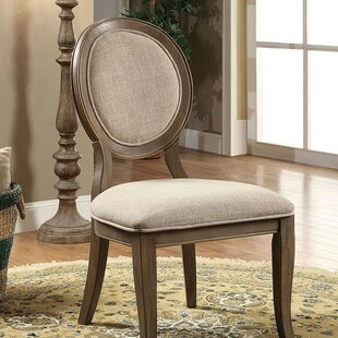 Jenifer Upholstered Dining Chair (Set Of 2) 2019 Sale
