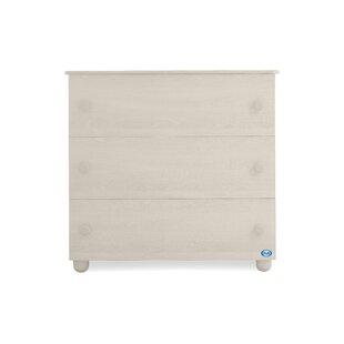 Antonia 3 Drawer Chest by HoneyBee Nursery