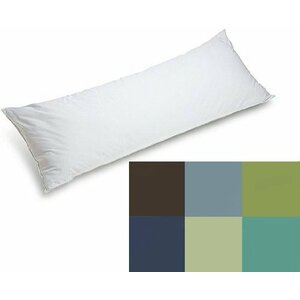 200 Thread Count Body Pillow Case